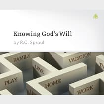 Knowing God's Will by R. C. Sproul audiobook