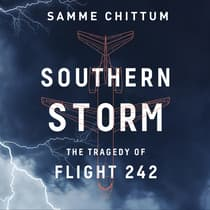 Southern Storm by Samme Chittum audiobook