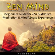 Zen Mind by Adam Brown audiobook