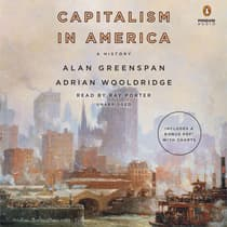 Capitalism in America by Alan Greenspan audiobook