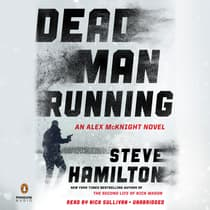 Dead Man Running by Steve Hamilton audiobook