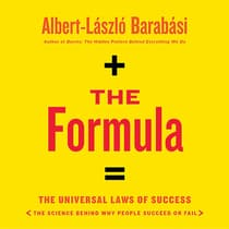 The Formula by Albert-László  Barabási audiobook