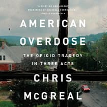 American Overdose by Chris McGreal audiobook