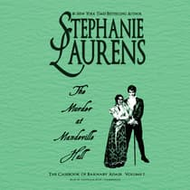 The Murder at Mandeville Hall  by Stephanie Laurens audiobook