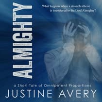 Almighty by Justine Avery audiobook