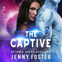 The Captive by Jenny Foster audiobook