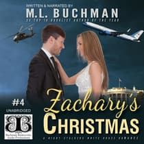 Zachary's Christmas by M. L. Buchman audiobook