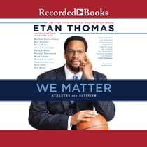 We Matter by Etan Thomas audiobook