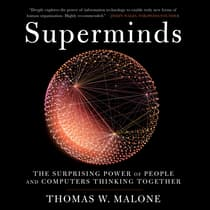 Superminds by Thomas W. Malone audiobook