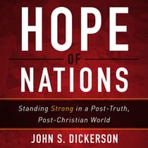 Hope of Nations by John S. Dickerson audiobook