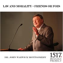 Law and Morality – Friends or Foes by John Warwick Montgomery audiobook