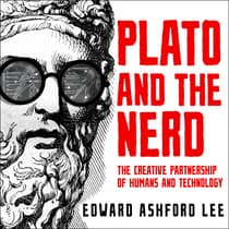 Plato and the Nerd by Edward Ashford Lee audiobook