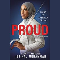 Proud (Young Readers Edition) by Ibtihaj Muhammad audiobook