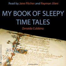 My Book of Sleepy Time Tales by Zenaida Cubbinz audiobook