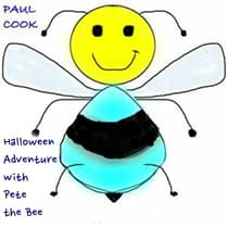 Halloween Adventure with Pete the Bee by Paul Cook audiobook
