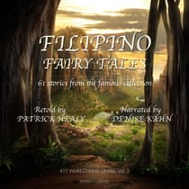 Filipino Tales by Patrick Healy audiobook