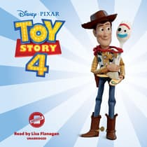 Toy Story 4 by Disney Press audiobook