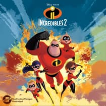 Incredibles 2 by Disney Press audiobook