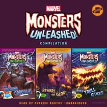 Marvel Monsters Unleashed Compilation by Steve Behling audiobook
