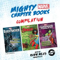 Mighty Marvel Chapter Book Compilation by Marvel Press audiobook
