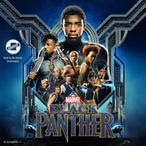 MARVEL's Black Panther by Jim McCann audiobook