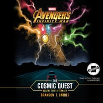Marvel's Avengers: Infinity War: The Cosmic Quest, Vol. 2: Aftermath by Brandon T. Snider audiobook