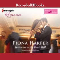 Invitation to the Boss's Ball by Fiona Harper audiobook