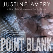 Point Blank by Justine Avery audiobook