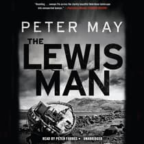 The Lewis Man by Peter May audiobook