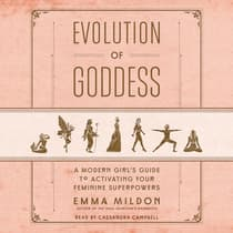 Evolution of Goddess by Emma Mildon audiobook