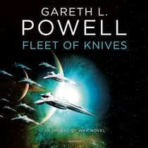 Fleet of Knives by Gareth L. Powell audiobook