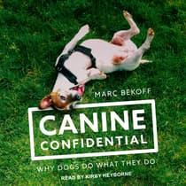 Canine Confidential by Marc Bekoff audiobook