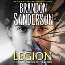Legion: The Many Lives of Stephen Leeds by Brandon Sanderson audiobook
