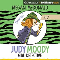 Judy Moody, Girl Detective by Megan McDonald audiobook