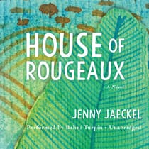 House of Rougeaux by Jenny Jaeckel audiobook