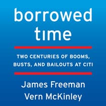 Borrowed Time by James Freeman audiobook