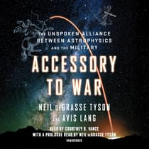 Accessory to War by Neil deGrasse Tyson audiobook