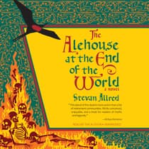 The Alehouse at the End of the World by Stevan Allred audiobook