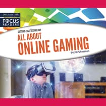 All About Online Gaming by Jill Sherman audiobook