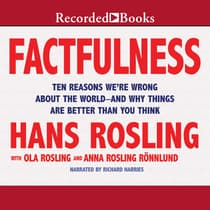 Factfulness by Hans Rosling audiobook