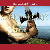 The Hawk by Monica McCarty audiobook