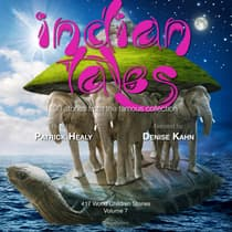 Indian Tales by Patrick Healy audiobook