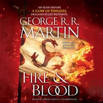 Fire and Blood by George R. R. Martin audiobook