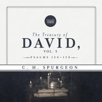 The Treasury of David, Vol. 5 by C. H. Spurgeon audiobook