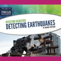 Detecting Earthquakes by Marne Ventura audiobook