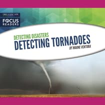 Detecting Tornadoes by Marne Ventura audiobook