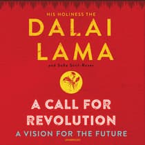 A Call for Revolution by Dalai Lama audiobook