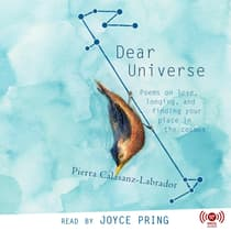 Dear Universe by Pierra Calasanz-Labrador audiobook