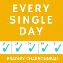 Every Single Day by Bradley Charbonneau audiobook
