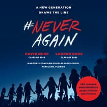 #NeverAgain by David Hogg audiobook